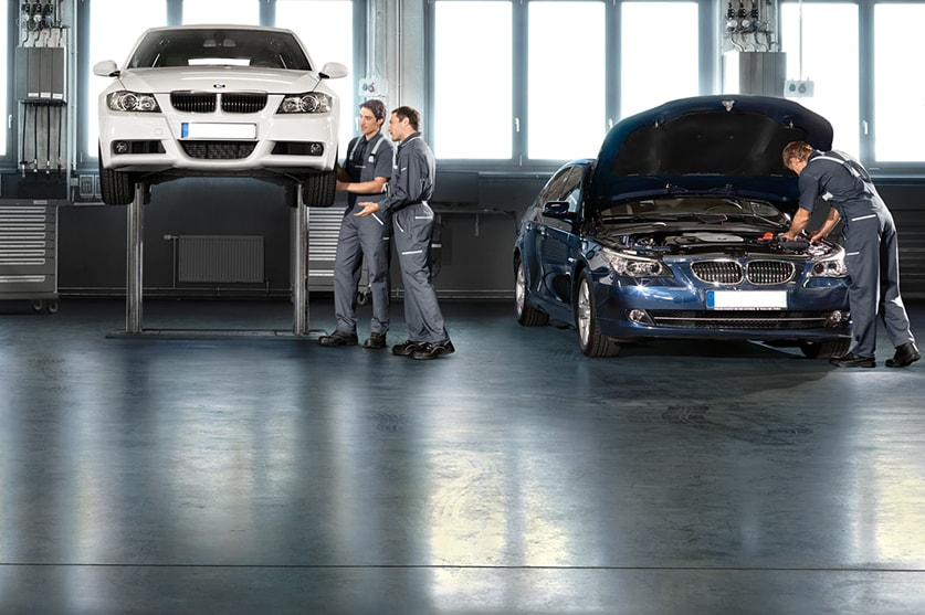 BMW VALUE SERVICE.